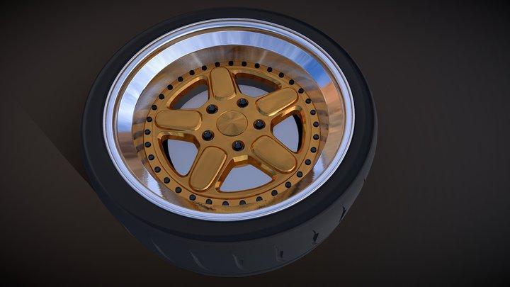 ESM 005R 3D Model