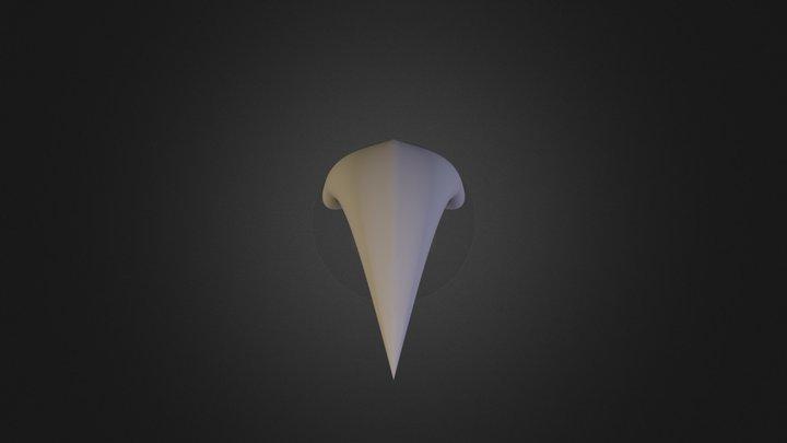 מחבר שן כריש נצן סופי 3D Model