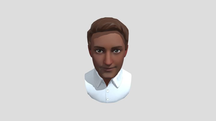 Jordi 3D Model