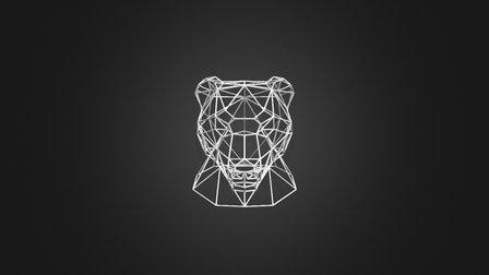 Oso_BCL_Palacio De Hierro_V2 3D Model
