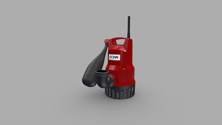 Bully CH140 3D Model