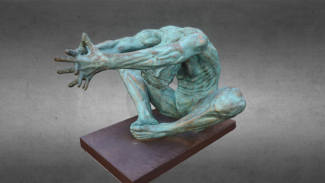 Equilibrium, Bologne 3D Model