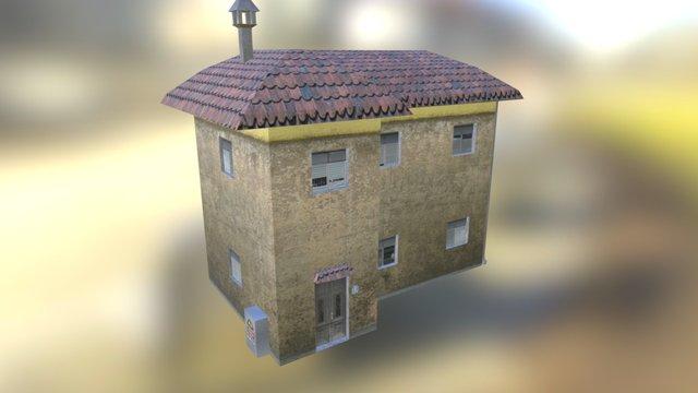 Palace 14 3D Model