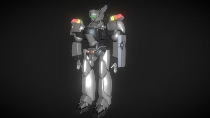INGRAM Alphonse [W.I.P.] 3D Model