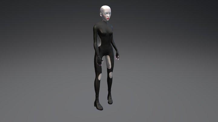 Dollie-21 3D Model