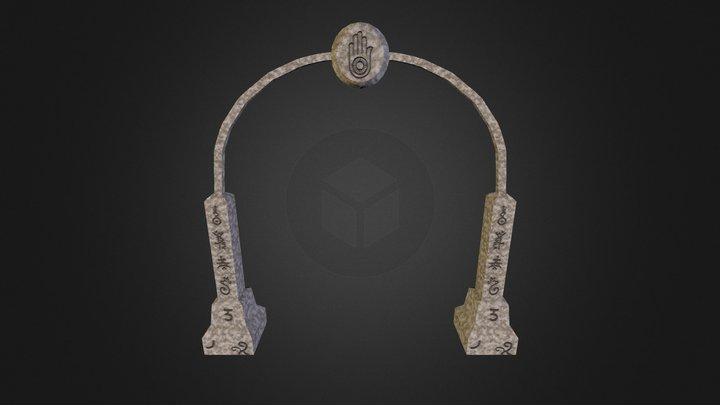 Archway 3D Model