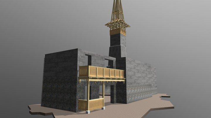 Budapest, Soroksar 3D Model