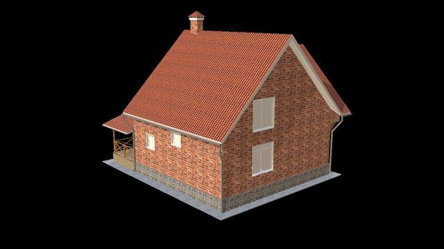 House01 3D Model