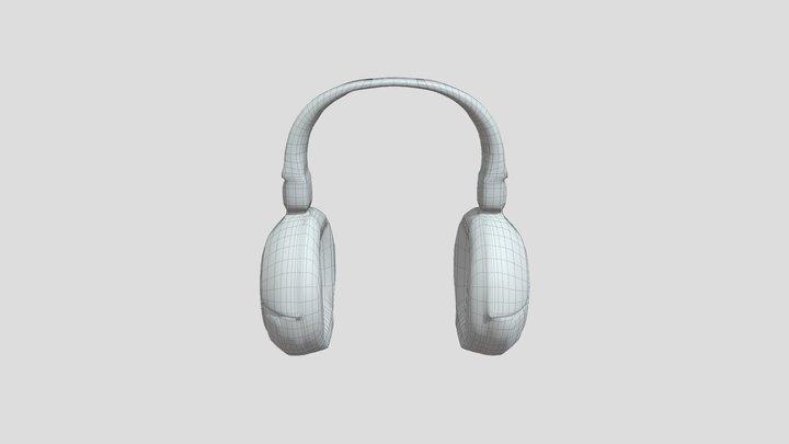 Wireless_Headphone_Learning_Model 3D Model