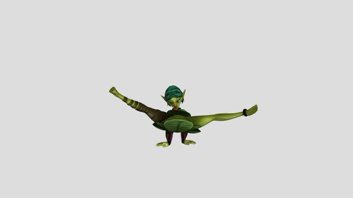 Flair 3D Model
