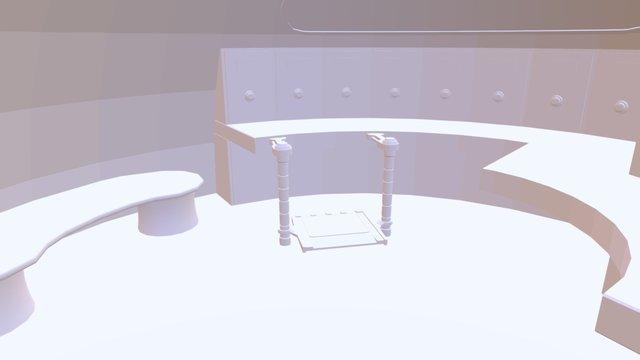 Mad Scientist WIP 02 3D Model