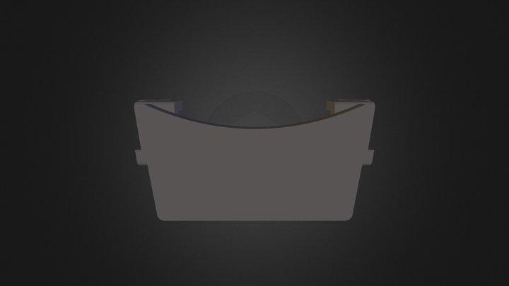 Cell Phone Holder Assembly 3D Model