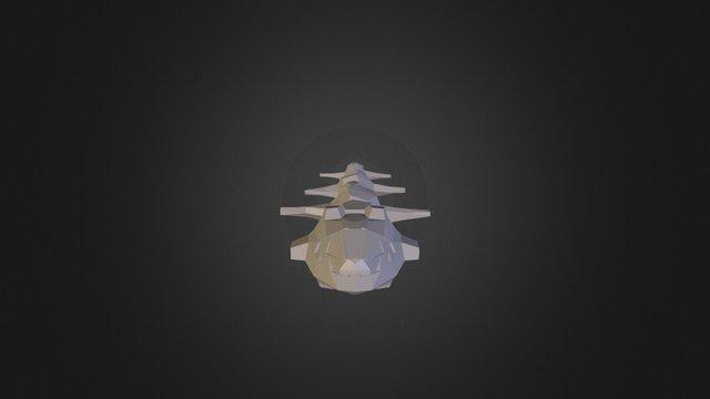 Steelix 3D Model