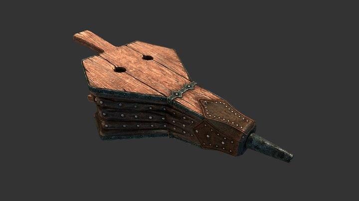 TES: Skyblivion - Bellows 3D Model