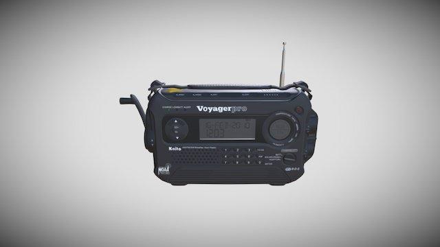 KA600L 3D Model