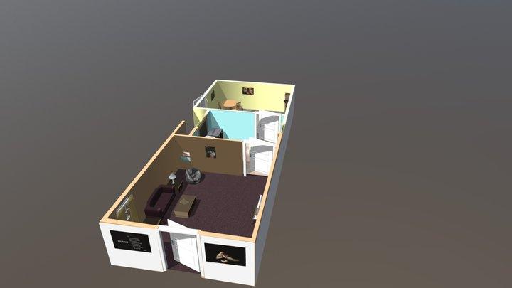 F2FMain 3D Model