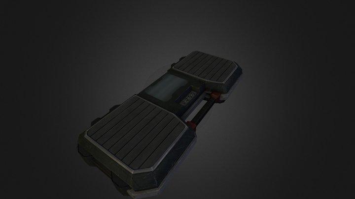 Cargo 04 3D Model