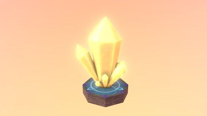 Emperium Ragnarok 3D Model