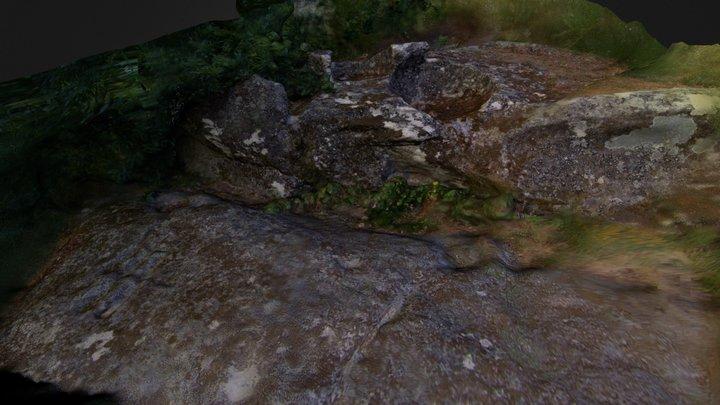 Petroglifos Adai All 3D Model