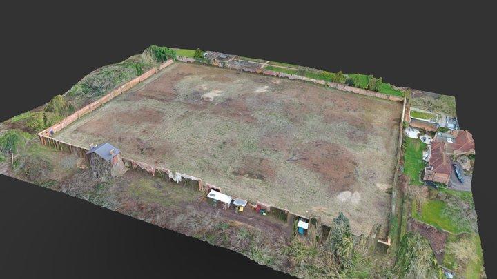 RAC - Walled Garden 3D Model