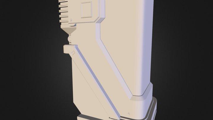 Cryo 3D Model