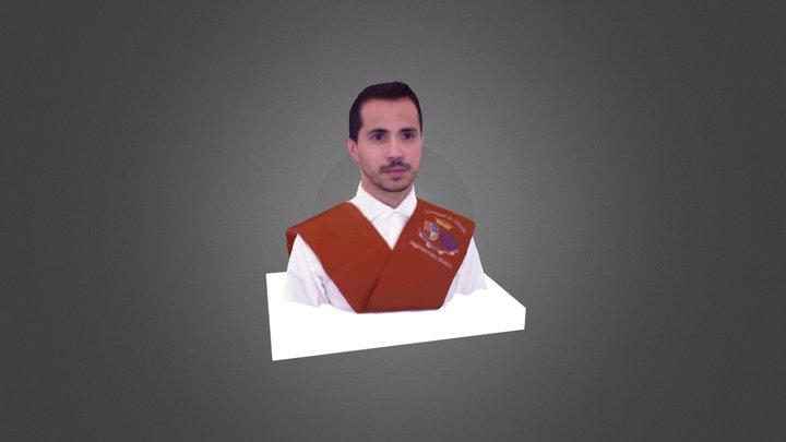 Busto Sergio O3d 3D Model