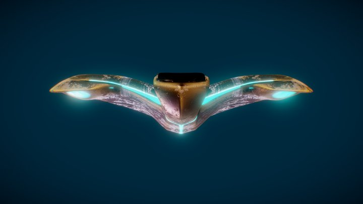 GalacticV 3D Model