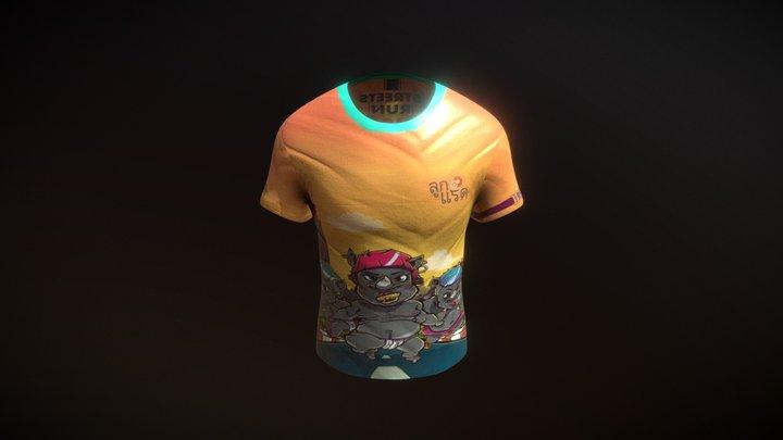 Rhino3 3D Model