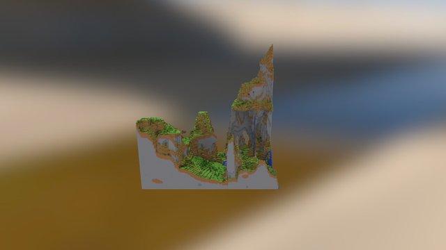 Rad House 3D Model