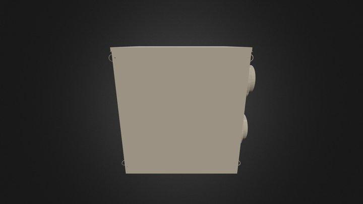 200dx 3D lightwave format 3D Model