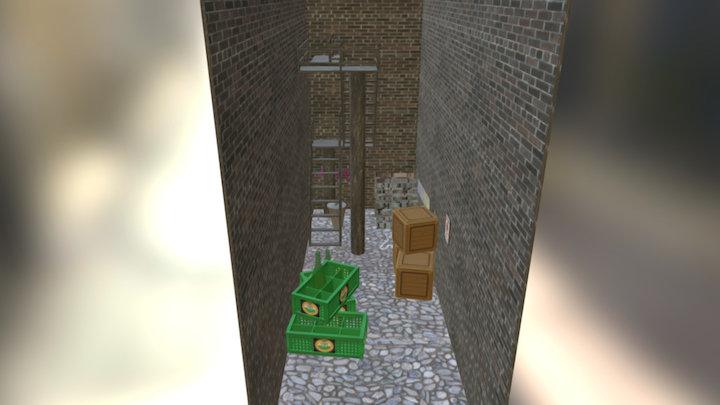 Donkur Steegjuuuh 3D Model