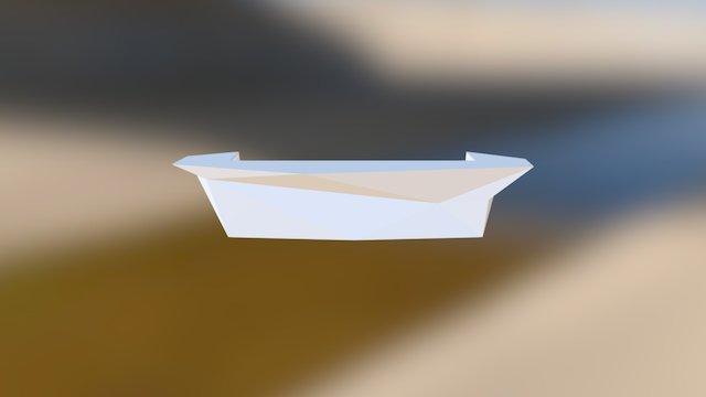 BARRA SIN MUEBLE 3D Model