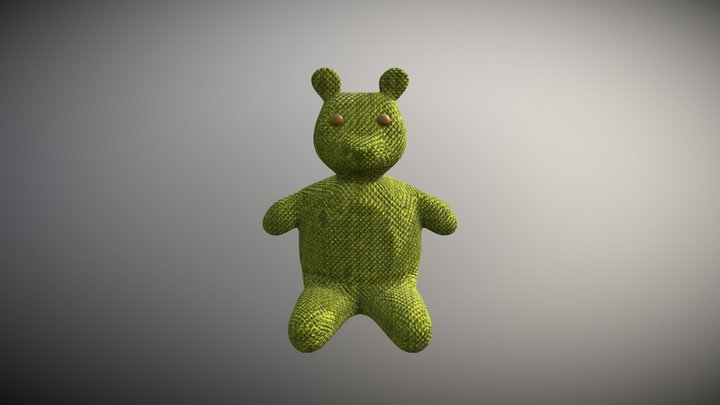 Vaughan BEAR 3D Model