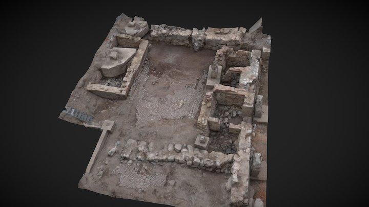 Södra Slussplan 3D Model