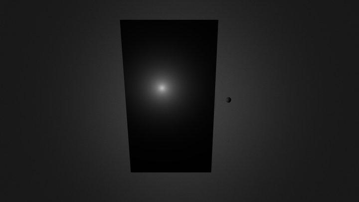 Planet Explosion(Nigel) 3D Model