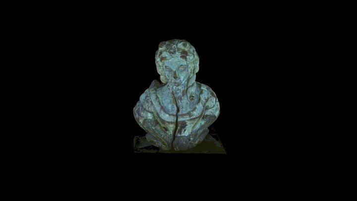 Figure de Proue UV 3D Model