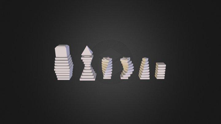 Chess2_2014_02 3D Model