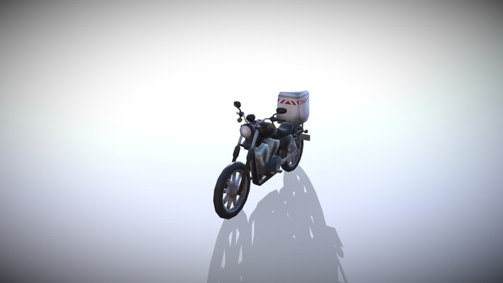 Harley Davidson Iron 883 2020 3D Model