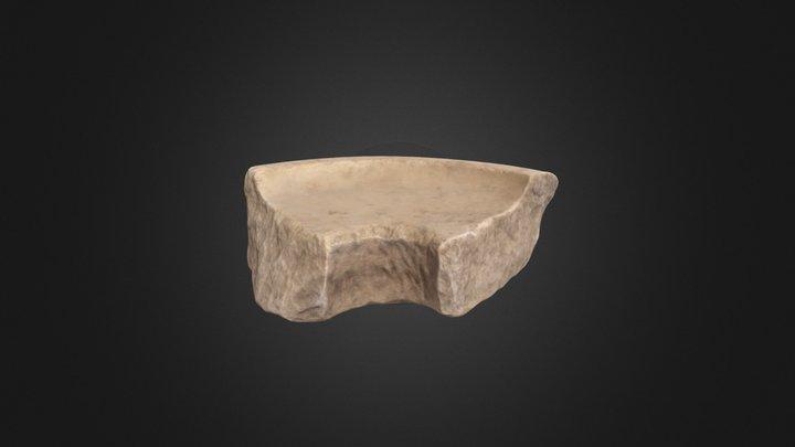 Labrum (fuente romana) 3D Model