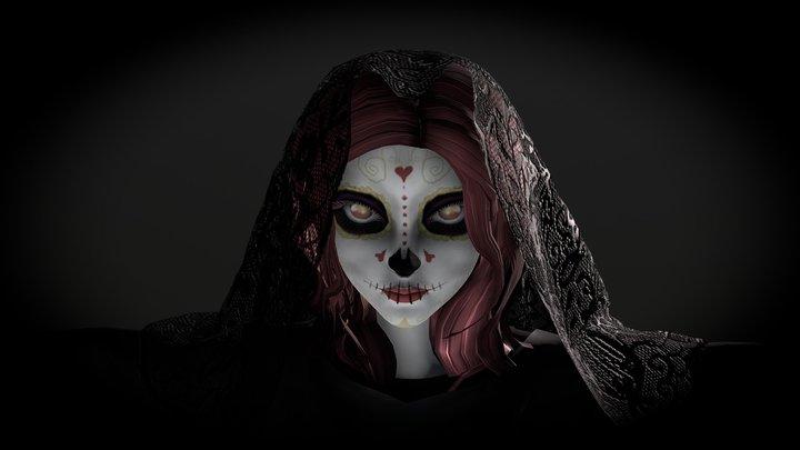 Vigen De La Muerte 3D Model