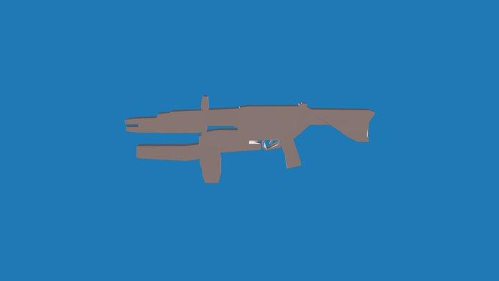 Combine Ar2 Hl2 3D Model