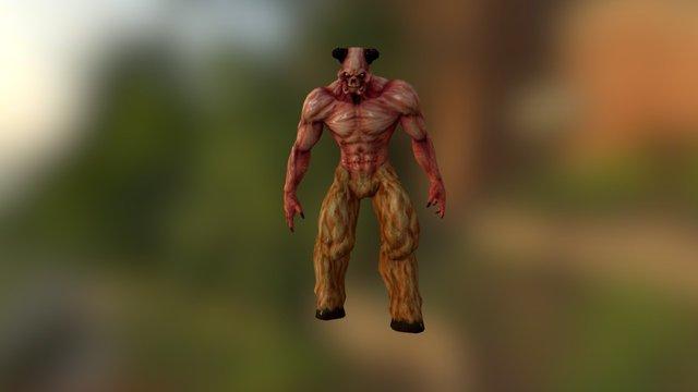 Baron Claw2 3D Model