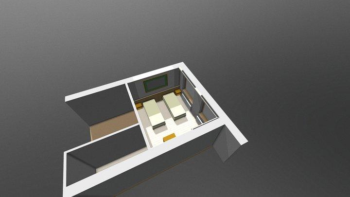 Sohollár 3D Model