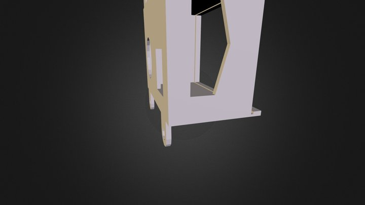support gopro 3D Model