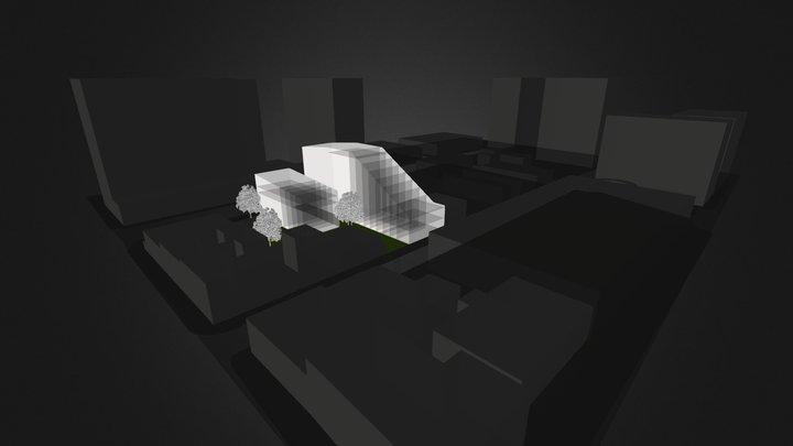 San Pedro - Study 1 3D Model