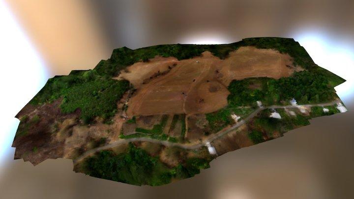 UAV -  Construction Site 3D Model