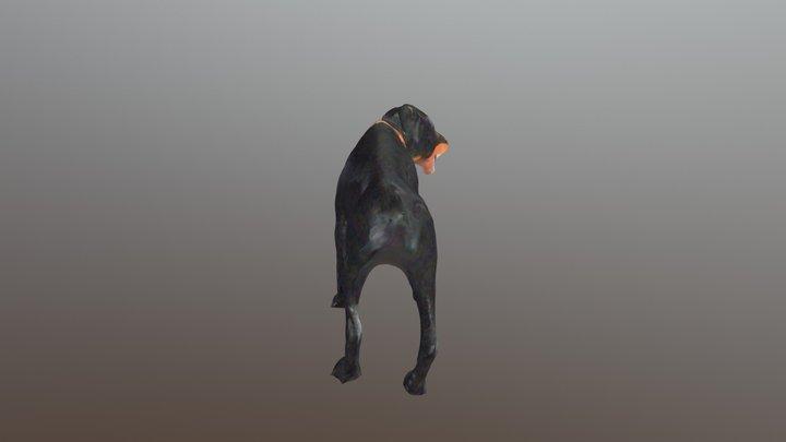 Qlone Test Resident Evil 3D Model