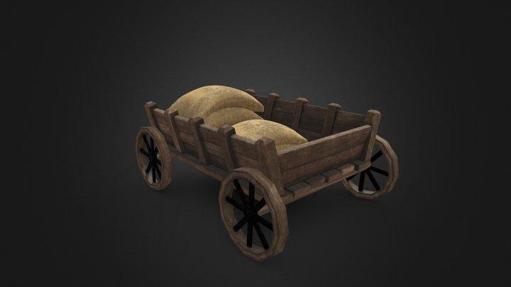 charettedecline 3D Model