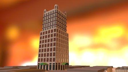 EDIFICIONY20 3D Model