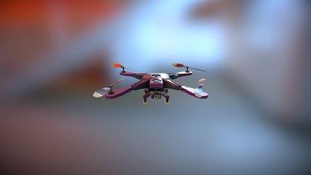 Drone 3D Model